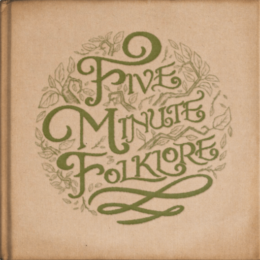 Five Minute Folklore Podcast - Book